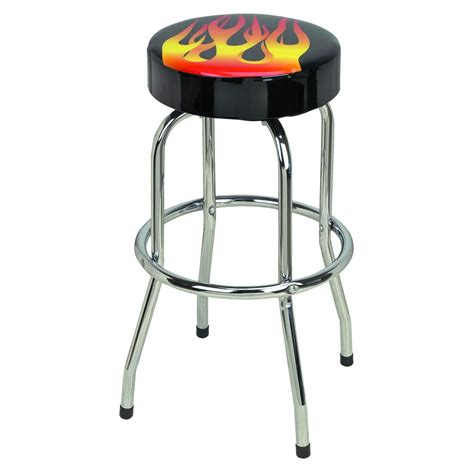 work bench stools flame design bar counter swivel stool