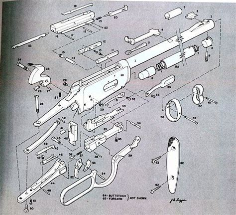 winchester model 94 parts diagram winchester model 94 parts diagram projects to try