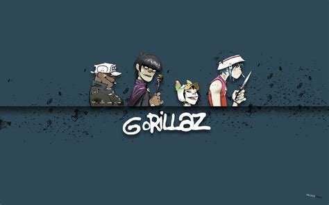 wallpaper cool com 1920x1200 free gorillaz wallpaper cool gorillaz band