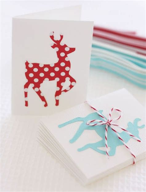 Silhouette Gift Card - reindeer silhouette christmas gift cards card ideas pinterest