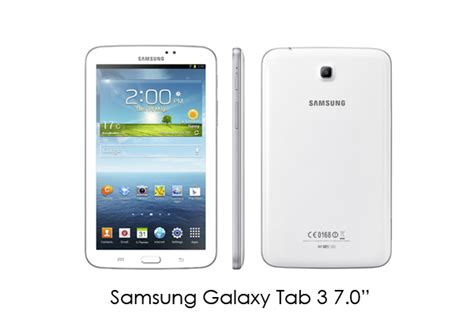 Tab Samsung 3 7 0 Inch samsung galaxy tab 3 7 0 specs and features list tech