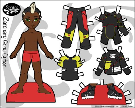new year paper clothes black paper dolls archives page 2 of 17 paper thin