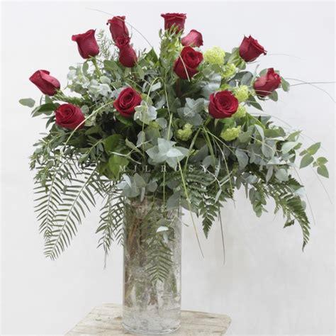 imagenes de rosas frescas ramo de rosas frescas rojas