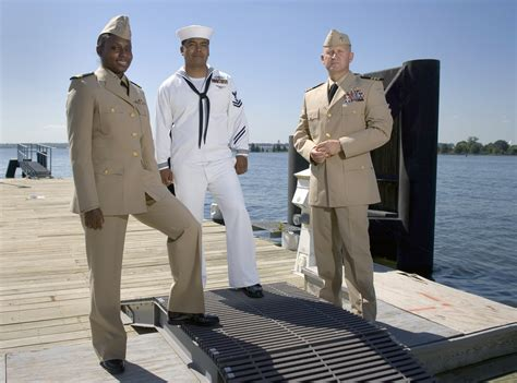 Work And Pray Tunik Navy navy uniforms praytellblog