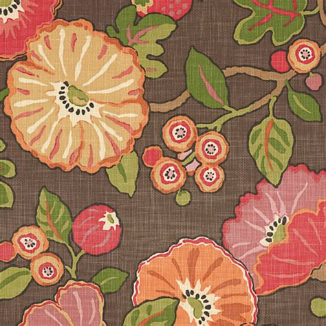 modern floral upholstery fabric red orange modern floral fabric modern upholstery
