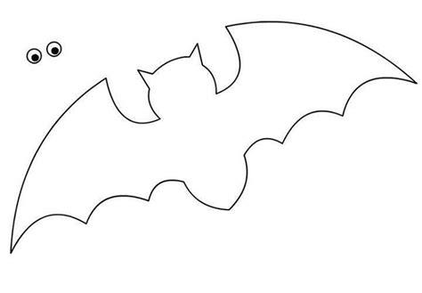 bat template for halloween crafts preschool crafts