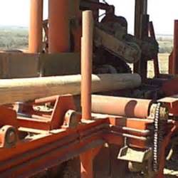 psp pole and post peeler » great west equipment