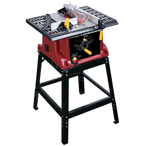 power saw bench 10 in 15 amp benchtop table saw