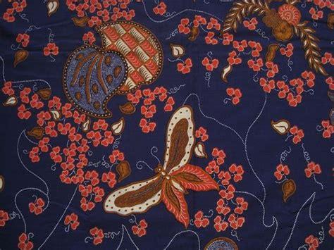 Kain Batik Kupu Kupu Mavee Batik toko antiek retro sewek jarik kain batik lawas