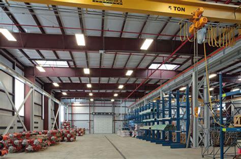 r e warner associates inc warehouse improvements for