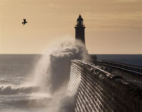 glitter wallpaper tyne and wear quot tynemouth pier tynemouth tyne wear quot by ray pritchard