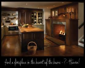Country Style Kitchens Designs Country Kitchen Fireplace Design Interior Amp Exterior Doors