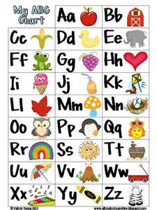 211 best kindergarten abc s images on pinterest