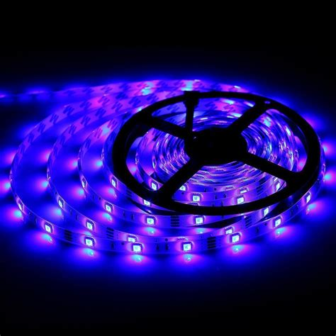 bmouo 2 reels 12v 32 8ft waterproof flexible rgb led strip