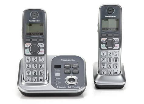 Telepone Wireless Cordless Panasonic Kx Tgc310 Speakerphone panasonic phones panasonic phones kx tga470