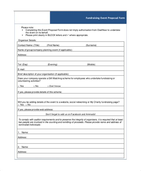Event Briefformat Sle Event Template 21 Free Documents In Pdf Word