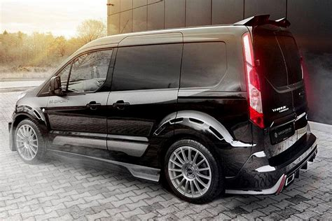 Ford Transit Connect Interior Ford Transit Connect From Tuning Studio Carlex Design