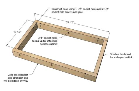 How To Build Kitchen Sink Cabinet by Pdf Plans Woodworking Plans Base Cabinet End