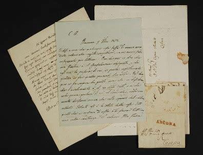 lettere d di personaggi famosi biblioteca malatestiana lettere e carteggi malatestiana