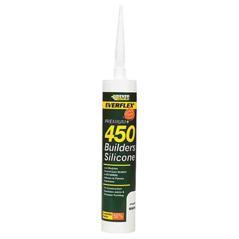 Bitacryl Sealant White 450 G everbuild 450oak builders silicone sealant oak 310ml 450