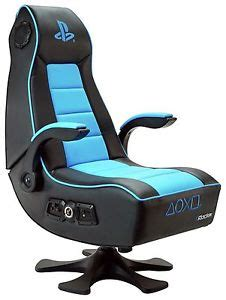 Is It A Chair Is It A Playstation 2 Is It An Ecologically Friendly Chair Made Of Ps2s x rocker infiniti playstation gaming chair design