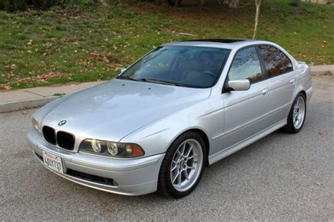 buy car manuals 2002 bmw 530 seat position control buy used 2002 bmw 530i base sedan 4 door 3 0l in glendale california united states for us