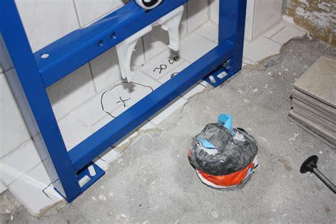 hangend toilet afvoer lekt verplaatsen afvoer toilet werkspot
