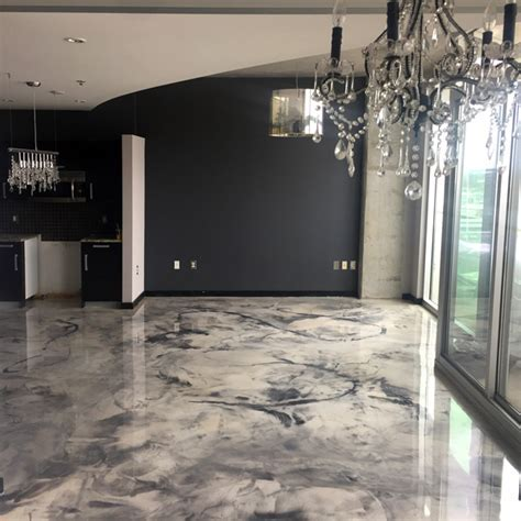 Residential Concrete Floors   The Stain and Seal Co