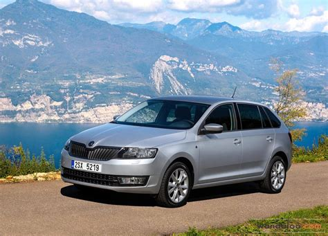 Skoda Rapid Spaceback Länge by Skoda Rapid Spaceback En Photos Hd Wandaloo