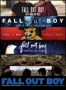 Infinity On High Album Fall Out Boy S Album History So Far Save Rock And Roll