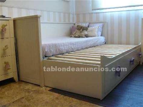tablon de anuncios  cama nido doble  cajones  fotos muebles