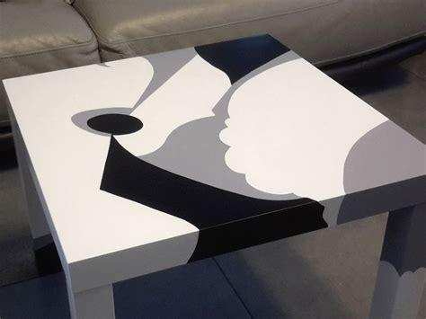 Relooker Une Table Basse by Relooking D Une Table Basse Lack Bidouilles Ikea