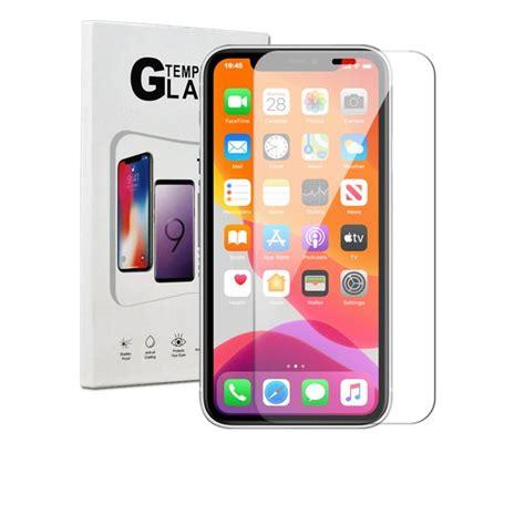 kiq iphone  mini screen protector tempered glass scratch