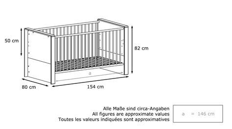 misure culla lettino bianco baby mobile cameretta bimbi culla letto