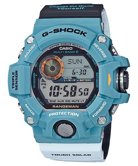 G Shock Gw 9400 Black Orange casio g shock rangeman gw 9400 all models released g