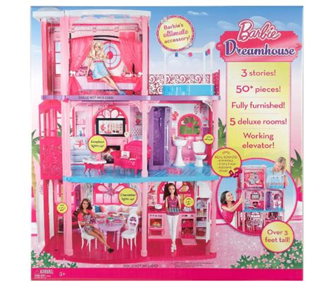 barbie dream house walmart amazon deal barbie 3 story dreamhouse