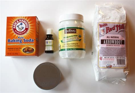 Handmade Deodorant - how to make your own deodorant how about orange