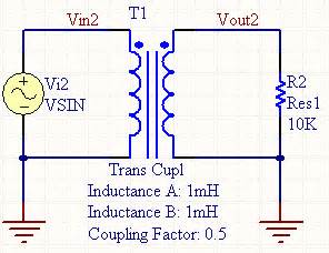 exles of inductors coupled inductors model documentation for altium products