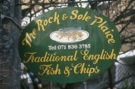 Rock And Sole Covent Garden Rock Sole Plaice Endell Restaurants Fish And Seafood In Londontown