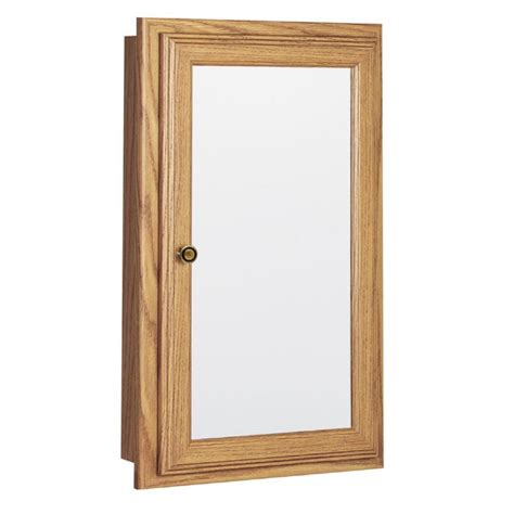 recessed medicine cabinet 15 x 25 shop style selections 15 75 in x 25 75 in rectangle