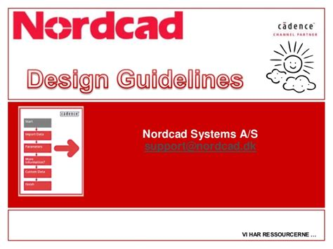 orcad layout user guide orcad allegro pcb editor design guide