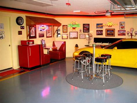 Garage Diner by Americana Garage Soda Machine Diner Booth Pub Table