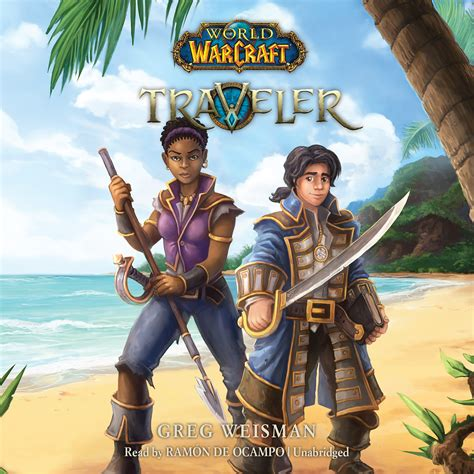 world of warcraft traveller download world of warcraft traveler audiobook by greg weisman for just 5 95