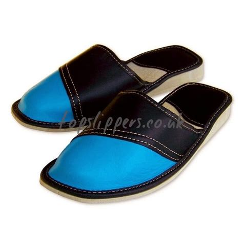 womens leather house slippers buy calfskin leather house mule for women