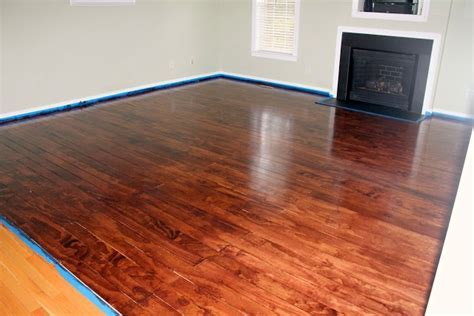 #DIY Plywood floors. Inexpensive and beautiful!   decorate