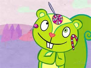 happy tree pictures nutty happy tree friends picture