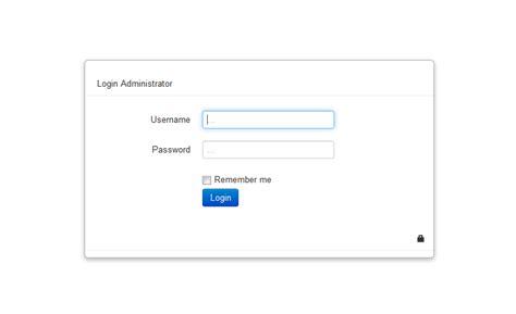 membuat form login dengan bootstrap form login dengan bootstrap pencil kreatif