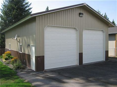build a shop mid size garages shop buildings residential garages