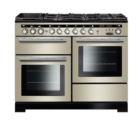 range master gas table rangemaster 110cm encore dual fuel cooker knees home and