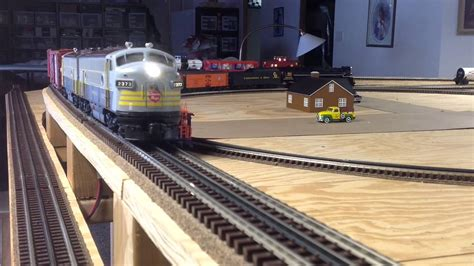 Lionel Layout Youtube | lionel layout 2014 hd youtube
